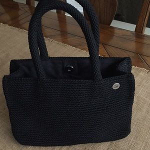 The Sak small crocheted tote bag